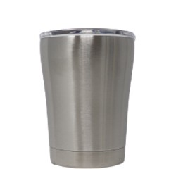 HOTTEEZ Stainless Tumbler - Modern Curve - 12oz