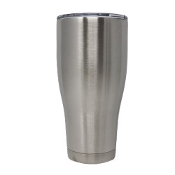 HOTTEEZ Stainless Tumbler - Modern Curve - 30oz