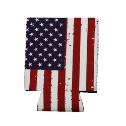 Can Cooler - Standard - American Flag