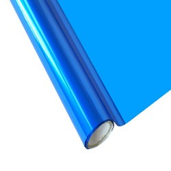 "25 Foot Roll of 12"" StarCraft Electra Foil - Royal Blue"