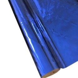 "25 Foot Roll of 12"" StarCraft Electra Foil - Cobalt Blue"