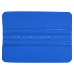 4 Inch Squeegee - Blue