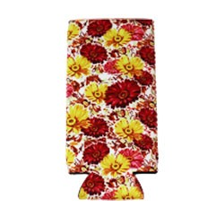 Can Cooler - Tall - Daisy