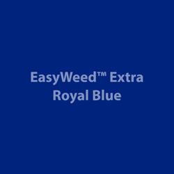 "Siser EasyWeed Extra - Royal Blue - 15""x12"" Sheet"
