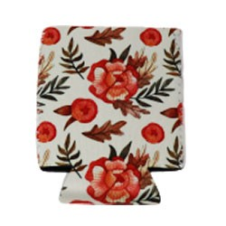 Can Cooler - Standard - Fall Floral