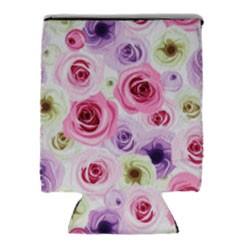 Can Cooler - Standard - Pastel Roses