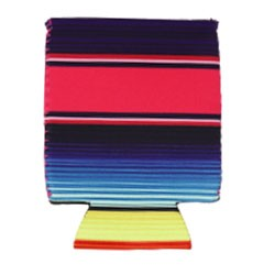 Can Cooler - Standard - Primary Serape