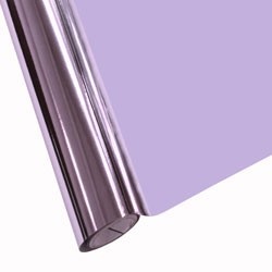"""25 Foot Roll of 12"""" StarCraft Electra Foil - Wisteria"""