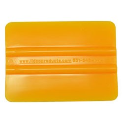 4 Inch Squeegee - Yellow