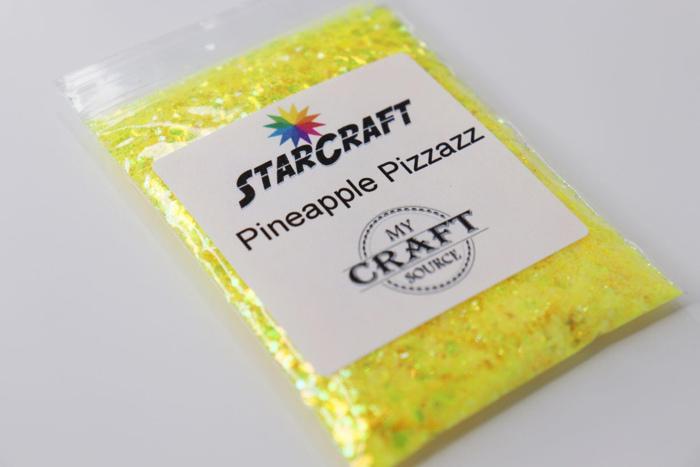StarCraft Chunk Glitter - Pineapple Pizzazz - 0.5 oz