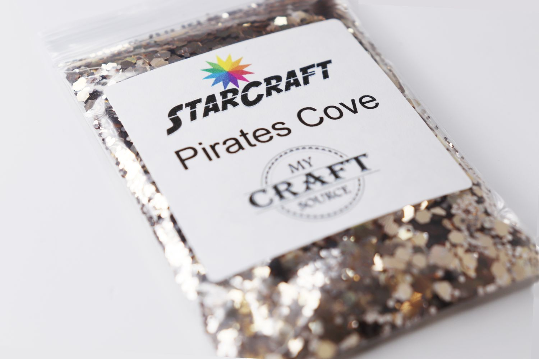 StarCraft Chunk Glitter - Pirates Cove - 0.5 oz