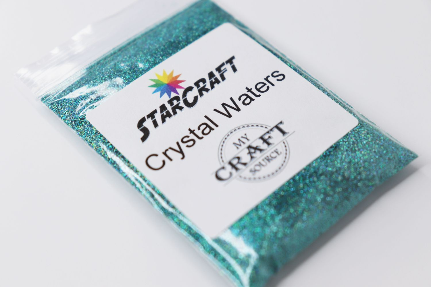 StarCraft Holographic Glitter - Crystal Waters - 0.5 oz