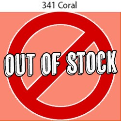 Oracal 651 Coral 12 inch x 5 foot roll
