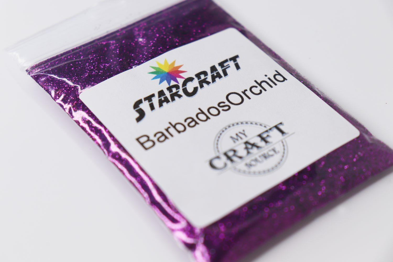 StarCraft Metallic Glitter - Barbados Orchid - 0.5 oz