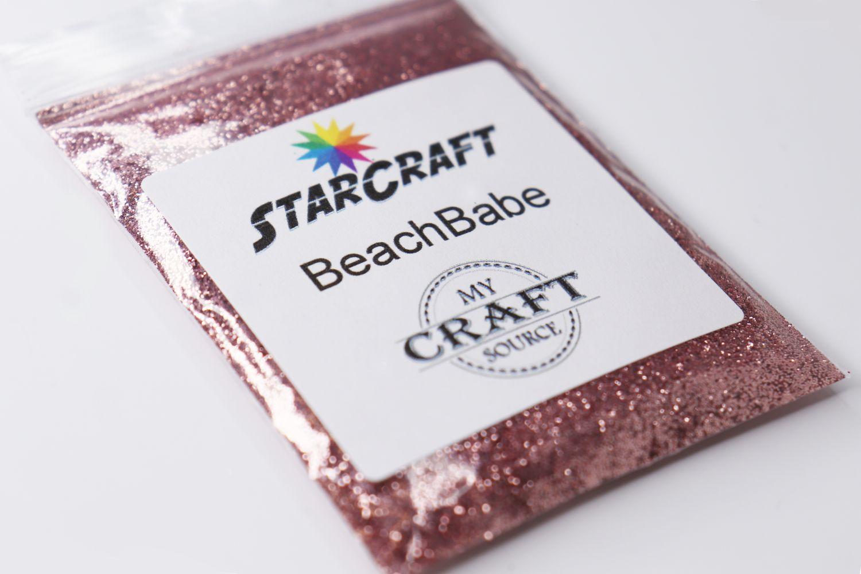 StarCraft Metallic Glitter - Beach Babe - 0.5 oz