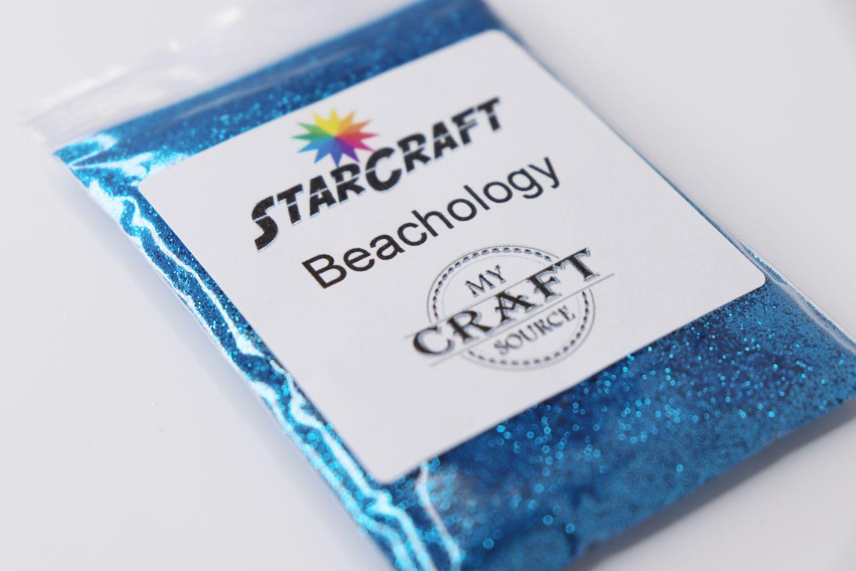 StarCraft Metallic Glitter - Beachology - 0.5 oz