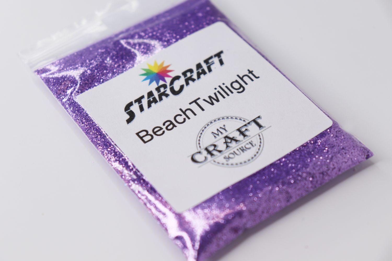 StarCraft Metallic Glitter - Beach Twilight - 0.5 oz