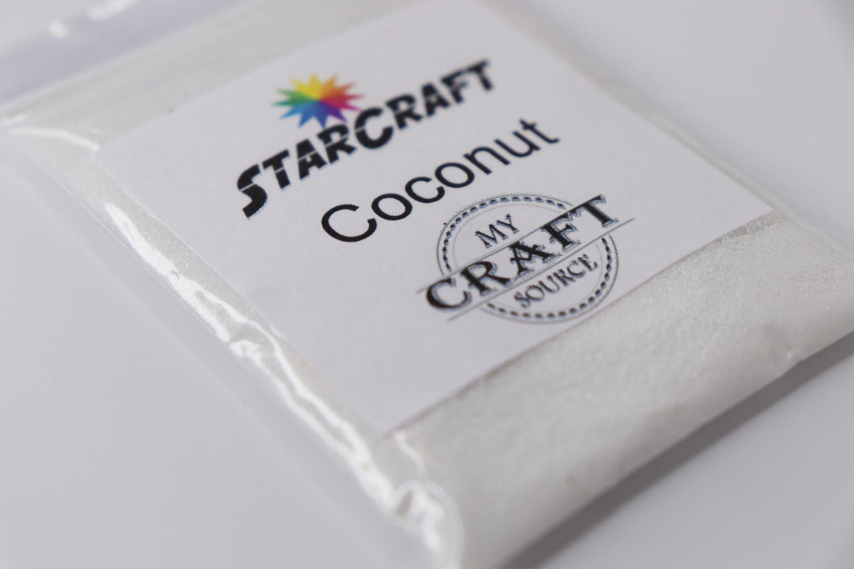 StarCraft Metallic Glitter - Coconut - 0.5 oz