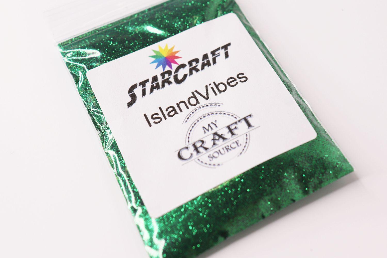 StarCraft Metallic Glitter - Island Vibes - 0.5 oz