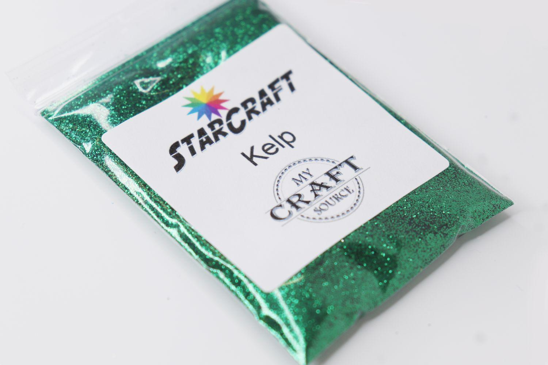 StarCraft Metallic Glitter - Kelp - 0.5 oz