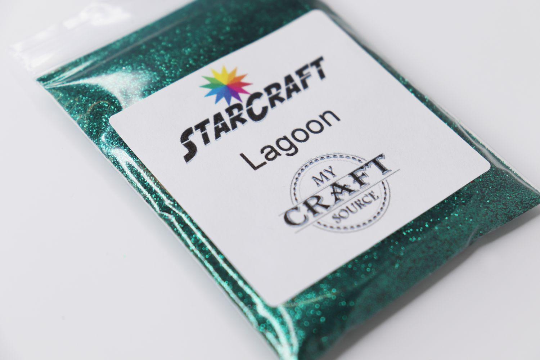 StarCraft Metallic Glitter - Lagoon - 0.5 oz
