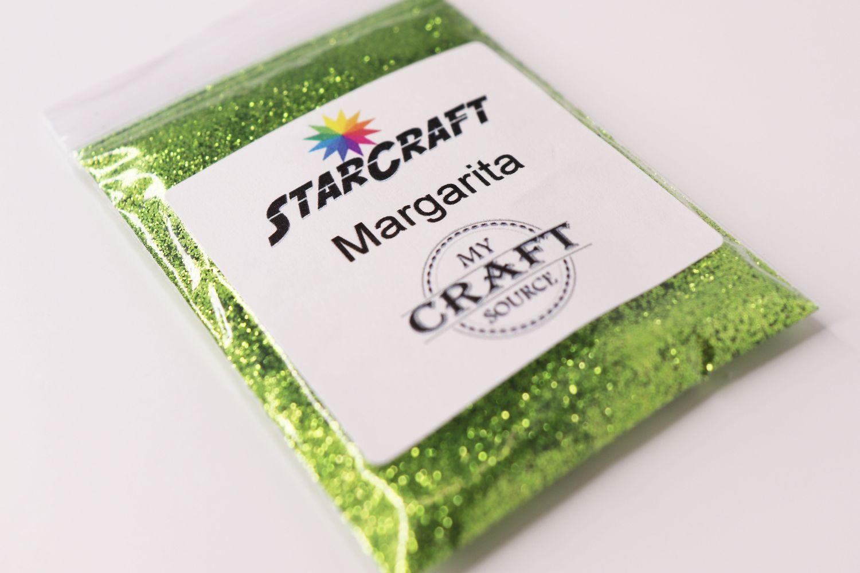 StarCraft Metallic Glitter - Margarita - 0.5 oz