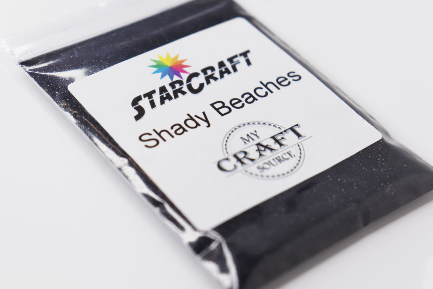 StarCraft Metallic Glitter - Shady Beaches - 0.5 oz