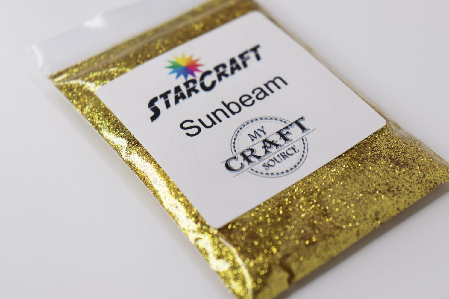 StarCraft Metallic Glitter - Sunbeam - 0.5 oz
