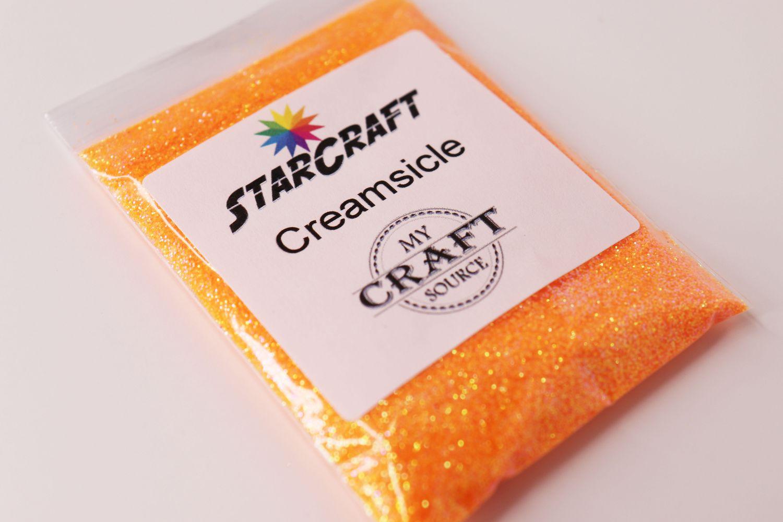 StarCraft Neon Glitter - Creamsicle - 0.5 oz