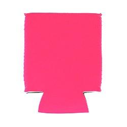 Can Cooler - Standard - Hot Pink