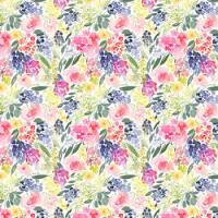 Adhesive  #038 Spring Floral