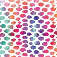 """Adhesive  #058 Rainbow Speckles 14"""" x 5 Foot Roll"""