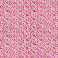 Adhesive  #091 Floral Rose
