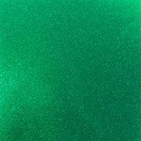"""Tape Technologies Glitter - 131 Green - 12""""x24"""" Sheet"""