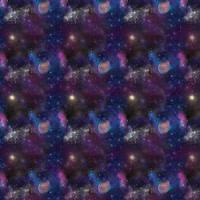 Adhesive  #132 Galaxy