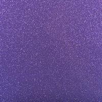 "Tape Technologies Glitter - 142 Purple - 12""x24"" Sheet"