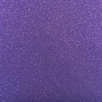 "Tape Technologies Glitter - 142 Purple - 12""x12"" Sheet"
