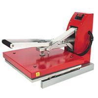 "Red Siser Digital Clam Heat Press - 15"" x 15"""