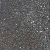 """American Crafts Duo Tone Glitter Cardstock - Charcoal 12"""" x 12"""" Sheet"""