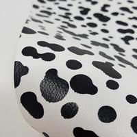 "Faux Leather 12"" x 12"" Sheets - 007 Dalmatian"