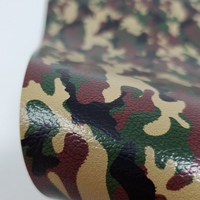 """Faux Leather 12"""" x 12"""" Sheets - 020 Camo"""
