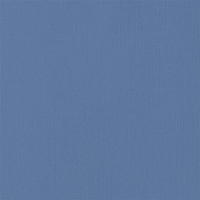 """American Crafts Weave Cardstock - Blue Jay 12"""" x 12"""" Sheet"""