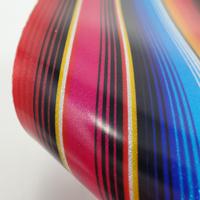 "Glitter Faux Leather 12"" x 12"" Sheets - 013 Serape"