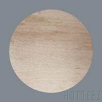 Wood Blank - Circle