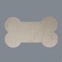 Wood Blank - Dog Bone