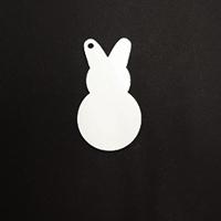 Acrylic Blank- Bunny