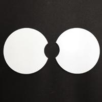 Acrylic Blank- Car Coasters (set of 2)