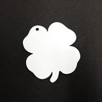Acrylic Blank- Clover