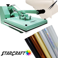 StarCraft Heat Press & Foils Bundle