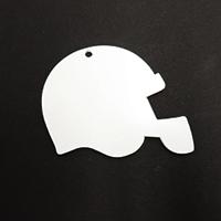 Acrylic Blank- Football Helmet